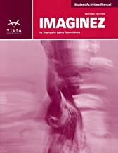 Imaginez 2nd Ed Student Activities Manual, Answer Key and SS Plus Code (Supersite, vText and WebSAM)