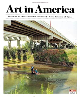Art in America Magazine (March, 2020) PAT PASSLOF, AN-MY LE, WILLIAM BLAKE
