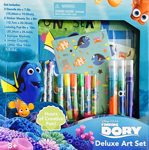 Finding Dory Deluxe Art Set by Tri-coastal Design