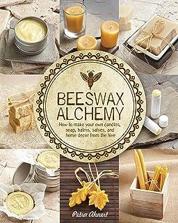 Weswax Alchemy: چگونه صابون ، شمع ، بالمس ، کرم و سالاد خود را از کندو تهیه کنید