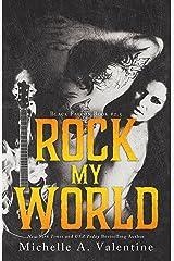 Rock My World (Black Falcon Series Novella 2.5) Kindle Edition