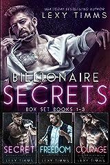 Billionaire Secrets Box Set Books #1-3: Billionaire Contemporary Romance Anthology (Billionaire Secrets Series Book 6) Kindle Edition