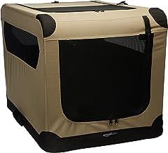 AmazonBasics Portable Folding Soft Dog Travel Crate Kennel