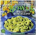 Amy's Bowls, Basil Pesto Tortellini, 9.5 Ounce (Frozen)
