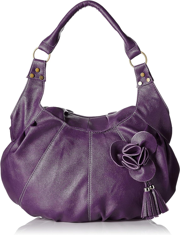 Fantosy FNB-410 Damen Handtasche, Handtasche, Handtasche, lilat B01ICZ7RN2  Eigenschaften d93a44