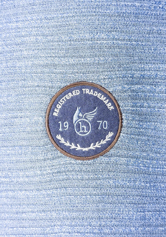 Hajo Herren Sweatshirt Sweat-Shirt Homme Bleu (Admiralsblau 638)