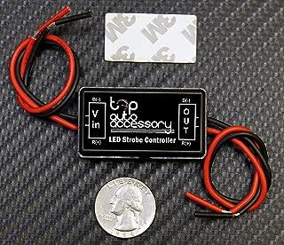 LED Brake Stop 12V Light Strobe Flash Flasher Safety Module Controller for Joyner USA ATV