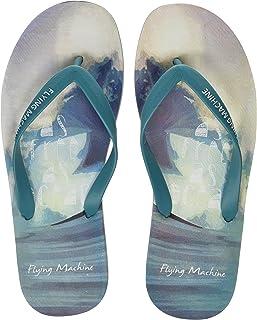 Flying Machine Men's Flip Flops Thong Sandals