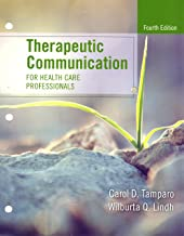 Best therapeutic communication for health care professionals 4th edition Reviews