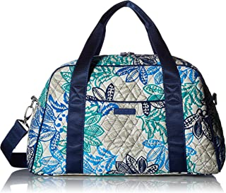 Women's Signature Cotton Compact Sport Travel Bag