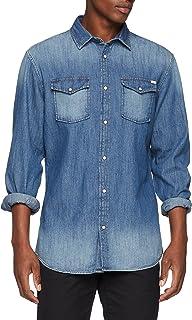 7fb4310aaa Amazon.it: camicia di jeans