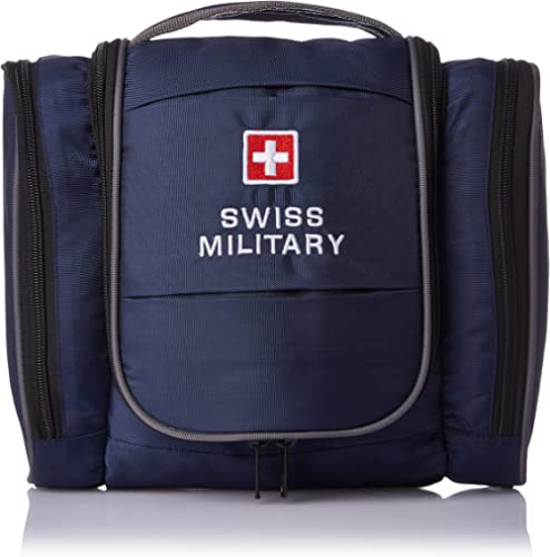 Swiss Military Blue Toiletry Bag (TB-3) product image