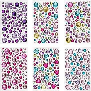 fabric gemstones