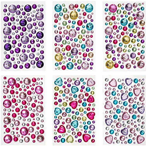 craft stickers 3D embellishments card making Birthday stickers