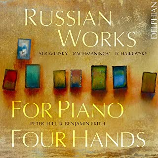 Petrushka (Version for Piano 4 Hands), Scene 4: Dance of the Wet-Nurses