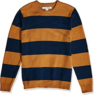 Amazon Essentials Midweight Crewneck Sweater Uomo