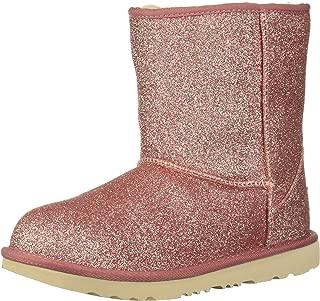 Kids' Classic Short Ii Glitter Fashion Boot
