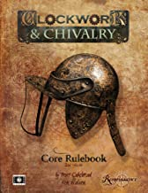 Clockwork & Chivalry 2nd Edition Core*OP (Clockwork and Chival)