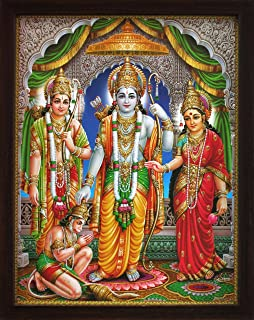 9x11 Inches Wholesale Lot of 10 Hindu Gods and Goddess Glitter Posters Size