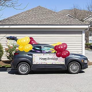 Birthday Parade Car Decorations Kit