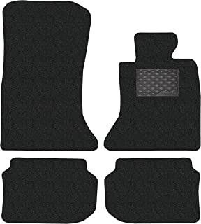 Nicoman Spaghetti All-Weather Fully Tailored Car mats Fit【5-Series Saloon/Estate F10/F11 Year 2010-2013】(Full Set 4-Piece,...
