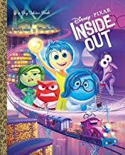 Inside Out Big Golden Book (Disney/Pixar Inside Out)