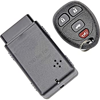 APDTY 24843 Replacement Key-less Entry Remote Key Fob Transmitter