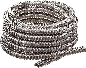 Southwire 55082121 25-Feet 1/2-Inch Alflex-Type RWA Reduced Wall Aluminum Flexible Metal Conduit
