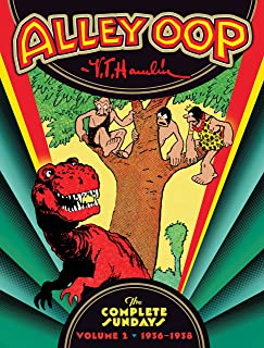 Alley Oop: The Complete Sundays Volume 2 (The Complete Sundays, 1937-1939)