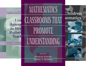 Studies in Mathematical Thinking and Learning (44 Book Series)