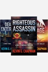 Mike Stoneman Thriller (4 Book Series) Kindle Edition