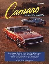 Best camaro restoration handbook Reviews
