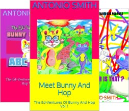 The Ed-Ventures Of Bunny And Hop (6 Book Series)