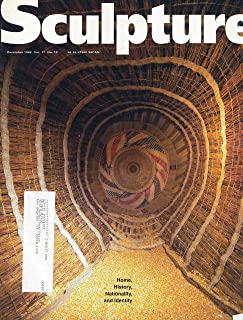 Sculpture : Martin Puryear - The Call of History; An Interview With Andries Botha; Clyde Connell -1901 to 1998; Calculated Risks - Showing the Big Stuff
