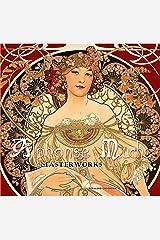 Alphonse Mucha: Masterworks Hardcover
