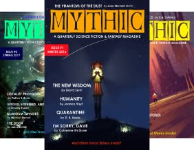 MYTHIC (16 Book Series)