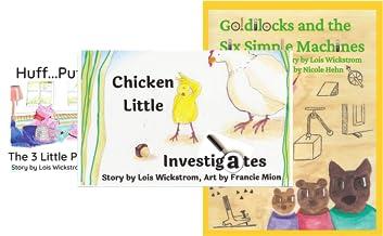 Science Folktales (5 Book Series)