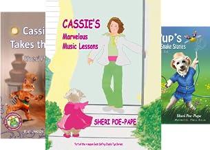 Cassie's Marvelous Music Lessons (Cassie PupBooks) (3 Book Series)