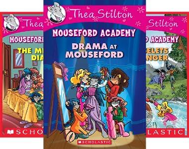 Thea Stilton Mouseford Academy
