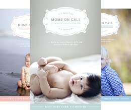 Moms On Call Parenting Books (3 Book Series)