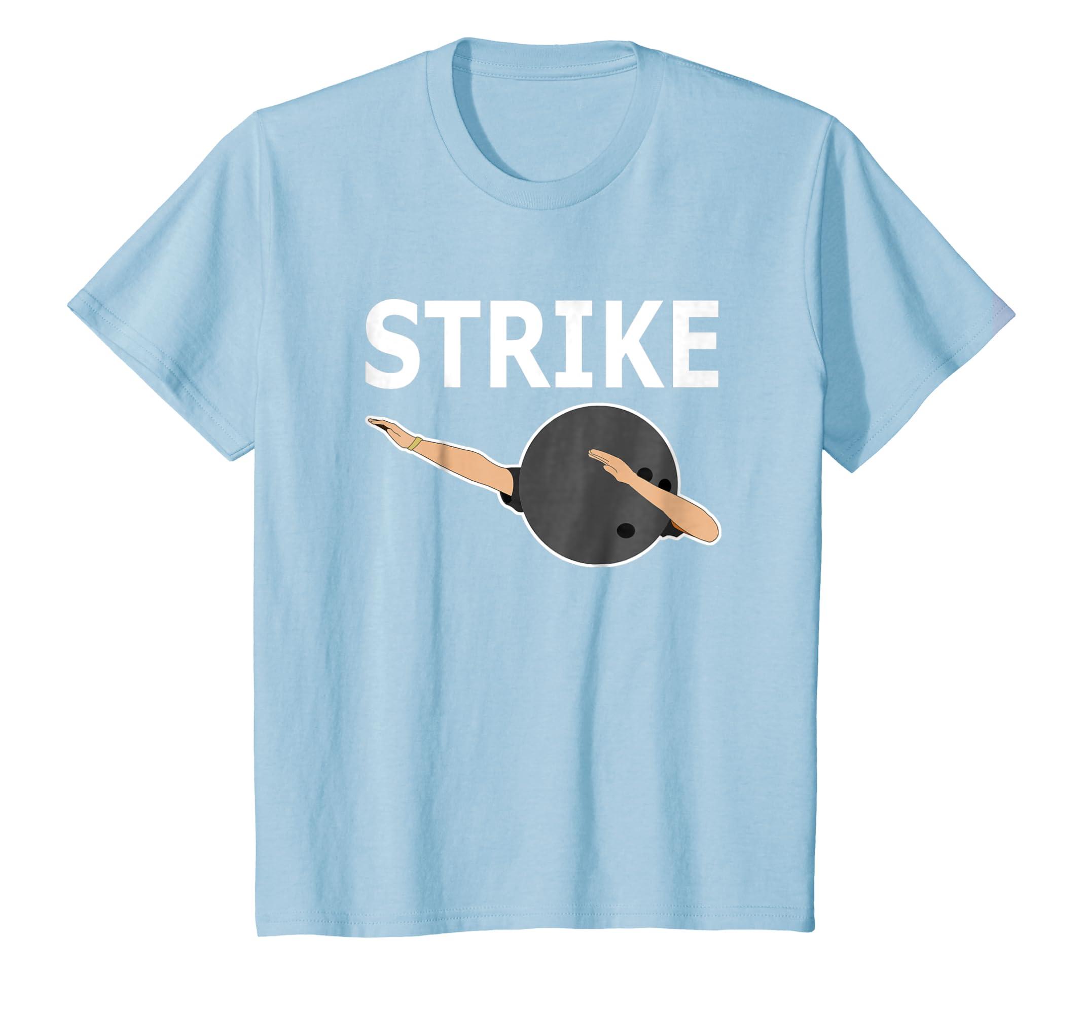 Amazon Strike Dabbing Funny Bowling Shirt Dab Bowling Team