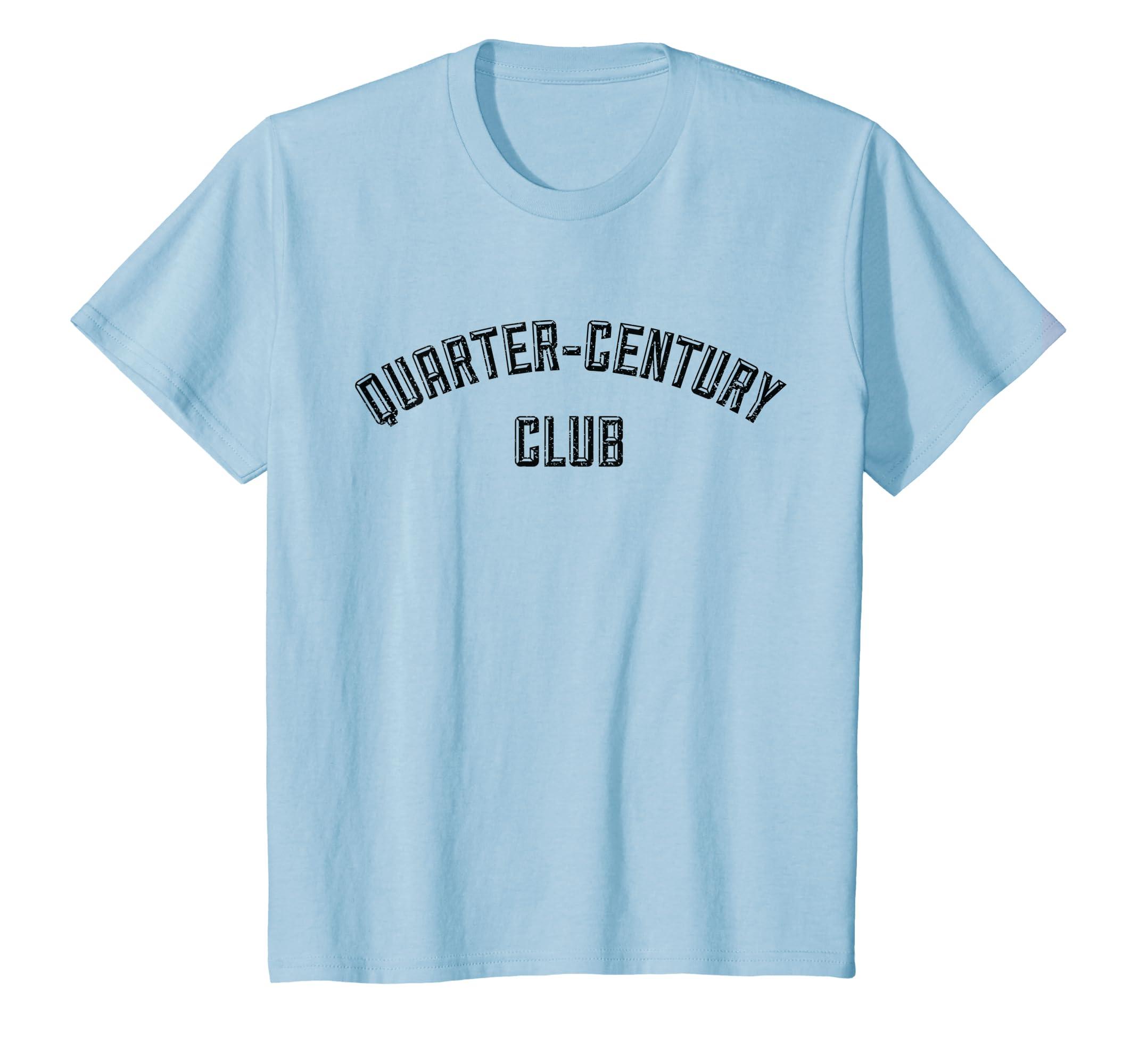 Amazon 25th Birthday Shirt