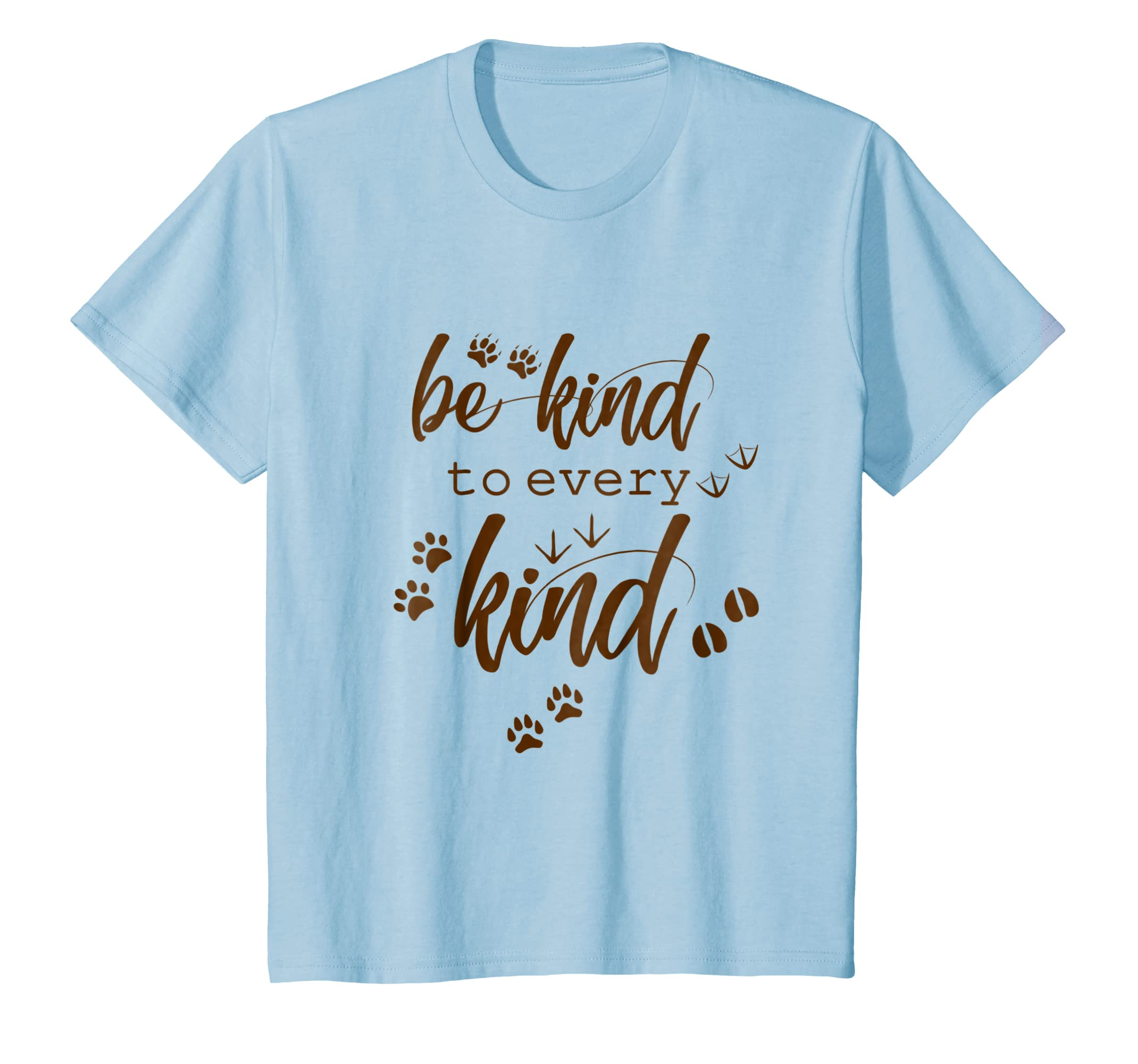 Be Kind To Every Kind VegetarianT Shirt Farm Animals