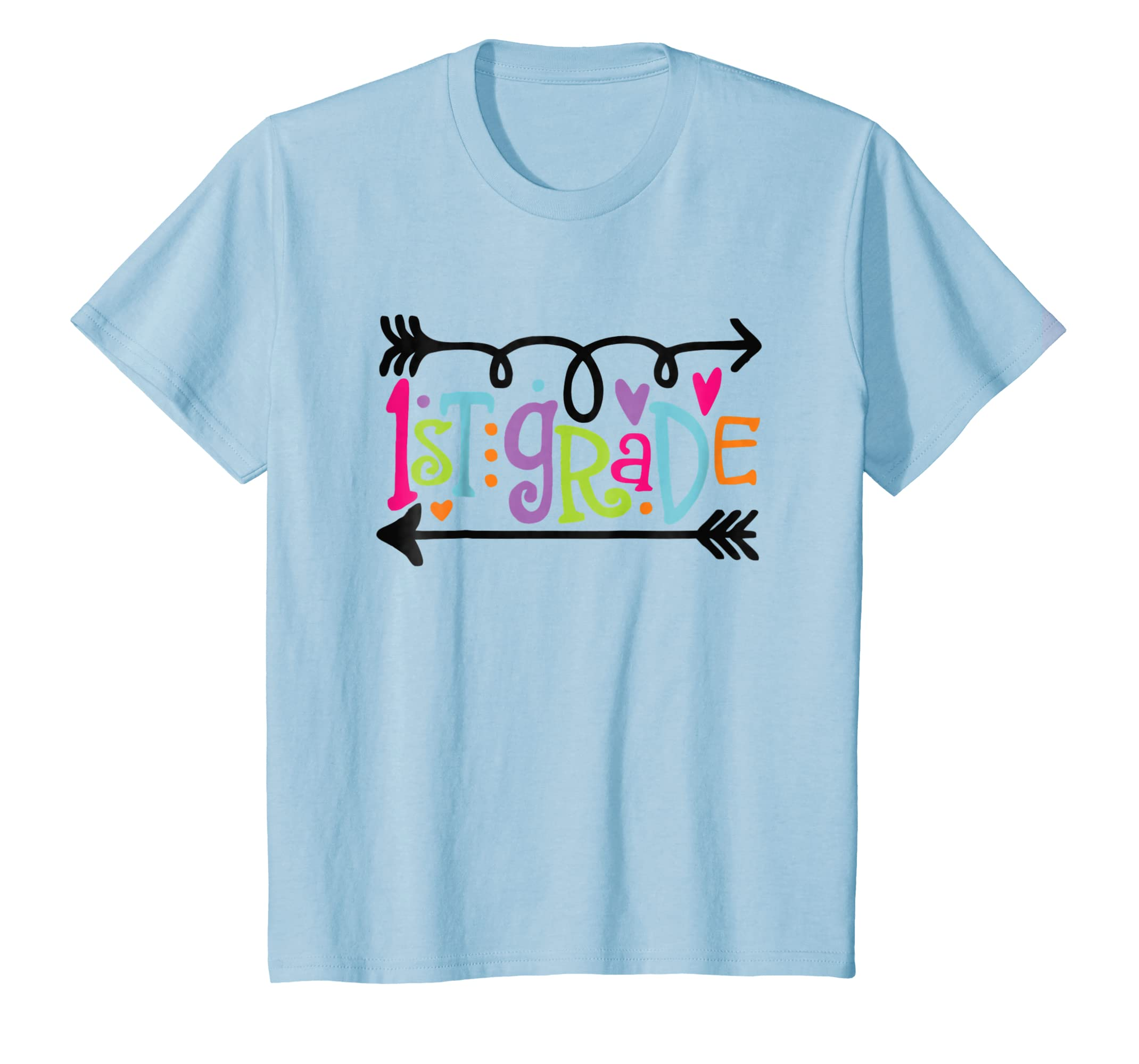 1st Grade T Shirt Funny First Grade Back To School Gift