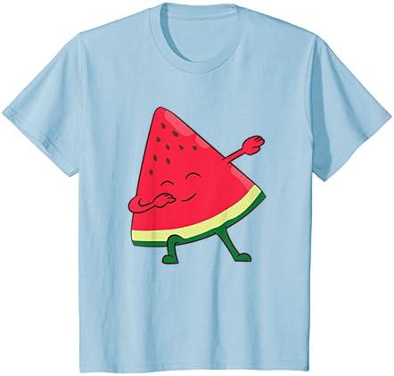 Melón de verano Melón de sandía Watermelon Camiseta: Amazon ...