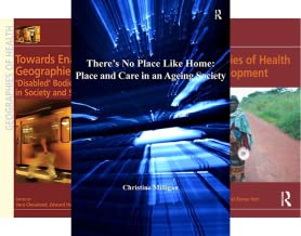 Geographies of Health (22 Book Series)