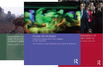 Routledge Contemporary Russia and Eastern Europe (51-93) (43 Book Series)