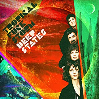 Deep States - Orange Vinyl
