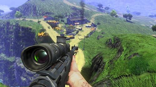 『スナイパー 銃 シャープ シュート : 軍 スパイ カウンタ 攻撃』の5枚目の画像