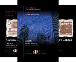 Journal of the Canadian Historical Association (12 Book Series)